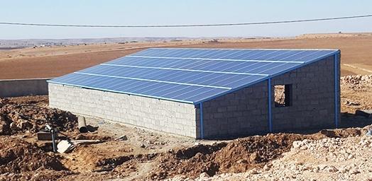 瑞峰光伏组件在摩洛哥各种光伏项目中表现优异