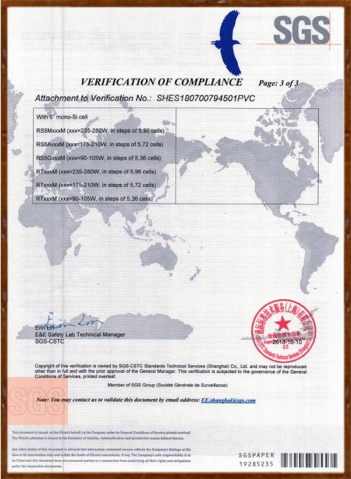 抗氨腐蚀证书