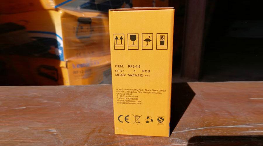 AGM Battery RF6-4.5